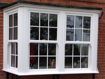 UPVC Windows in a wide range of colours and styles