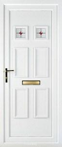 Ashley 2 PLA 123 UPVC Door