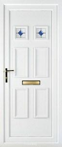 Ashley 2 PLA 124 UPVC Door