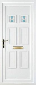 Ashley 2 PLA 43 UPVC Door