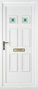 Ashley 2 PLA 45 UPVC Door