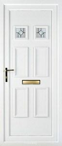 Ashley 2 PLA 74 UPVC Door