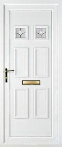 Ashley 2 PLA 85 UPVC Door