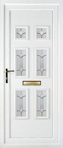 Ashley 6 PLA 85 UPVC Door