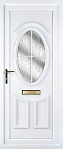 Lauren Georgian Bar UPVC Door