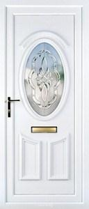 Lauren Gold UPVC Door