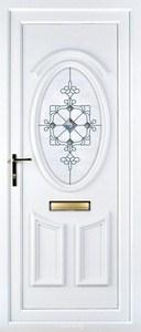 Lauren Jewel UPVC Door
