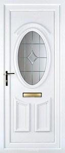 Lauren PLA 107 UPVC Door