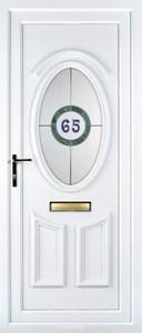Lauren PLA 134 UPVC Door