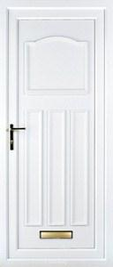 Lloyd Solid UPVC Door