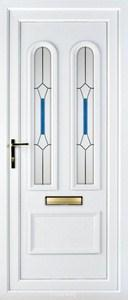 Morgan PLA 135 UPVC Door