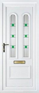 Morgan PLA 45 UPVC Door
