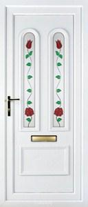 Morgan PLA 5 UPVC Door