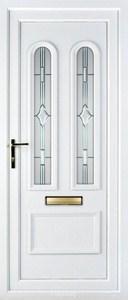 Morgan PLA 75 UPVC Door