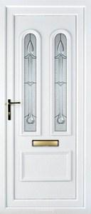 Morgan PLA 92 UPVC Door