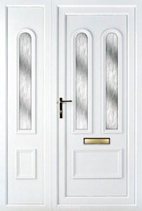 Morgan UPVC Doors with Side Panels