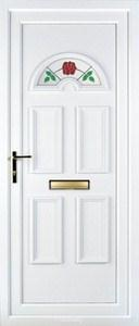 Muir 1 PLA 1/5 UPVC Door