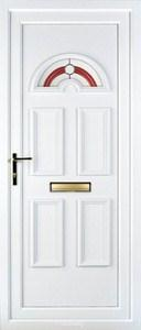 Muir 1 PLA 44 UPVC Door