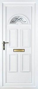 Muir 1 PLA 72 UPVC Door