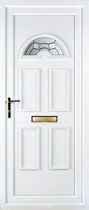 Muir 1 PLA 73-74 UPVC Door