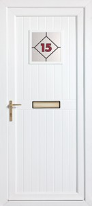 Warwick UPVC Door Designs